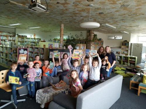Knihovna a společné čtení